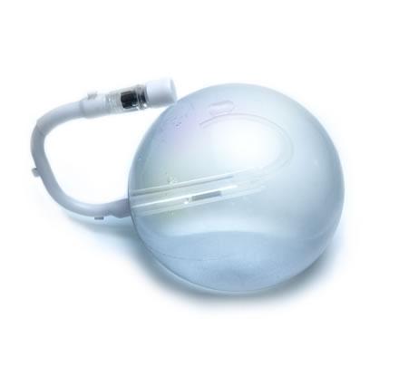 justerbar maveballon